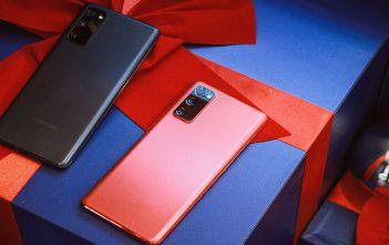 Samsung presenta su oferta tecnológica para esta navidad