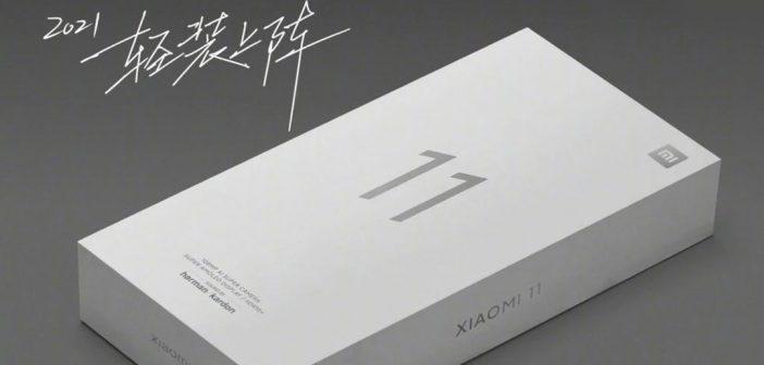 Xiaomi confirma que el Mi 11 llegará sin cargador en su caja