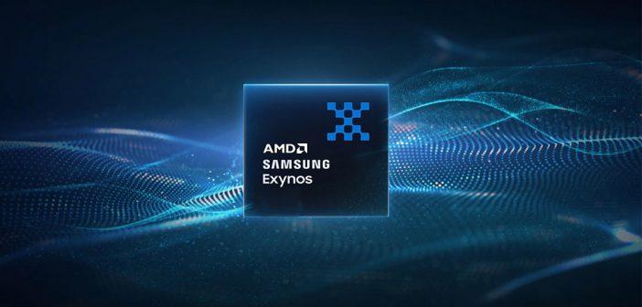 Chip Exynos con AMD (RDNA GPU) confirmado oficialmente