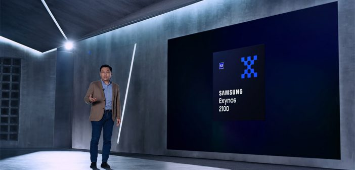 Exynos 2100 es oficial, así es el nuevo procesador de Samsung