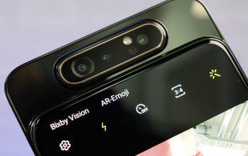 Galaxy A82 5G será el próximo celular con cámara giratoria de Samsung