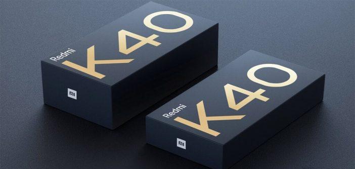 La serie Redmi K40 también vendrá sin cargador en la caja, según un rumor