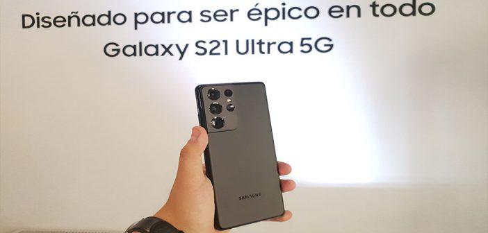Nuestras primeras impresiones con el Galaxy S21 Ultra