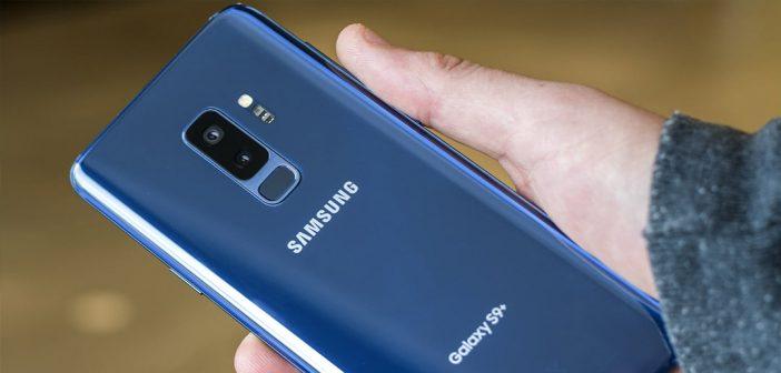 Samsung Galaxy S9 y S9 Plus reciben actualización de seguridad de enero