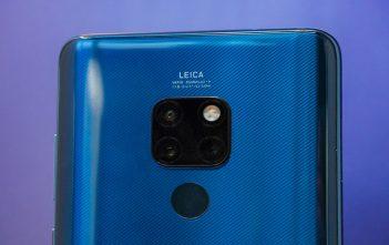 Serie Huawei Mate 20 dejará de recibir actualizaciones