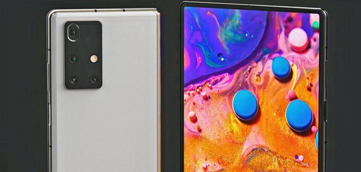 Así sería el nuevo Huawei Mate X2, según estos renders