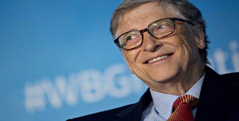 Bill Gates dice que prefiere usar Android… desde un iPhone