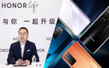 El CEO de Honor dice que el objetivo es superar a Huawei