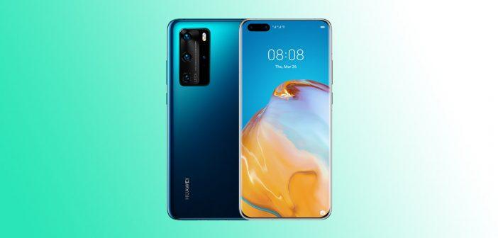 Huawei P40 4G es oficial, más económico y con el procesador Kirin 990