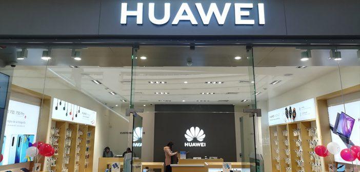 Huawei llega a Puerto Montt y abre su tienda oficial más austral del país