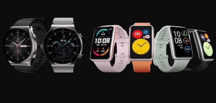 Medios globales reconocen a relojes y audífonos de Huawei por su innovación y diseño