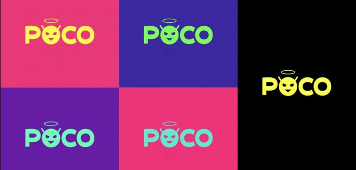 Poco presenta su nuevo logotipo y mascota oficial