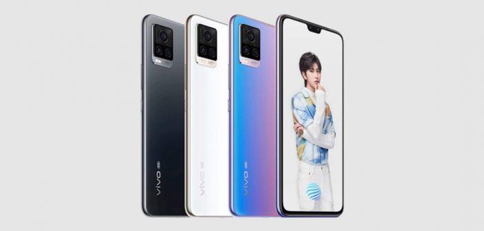 VIVO S7t es oficial, así es el nuevo celular de la compañía