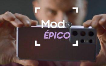 Galaxy S21 5G presenta Modo Épico, el nuevo programa de Jean Philippe Cretton en CHV y Warner TV