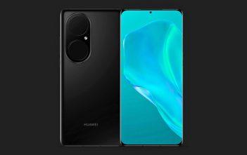 Huawei P50 Pro Así son los renders filtrados del dispositivo