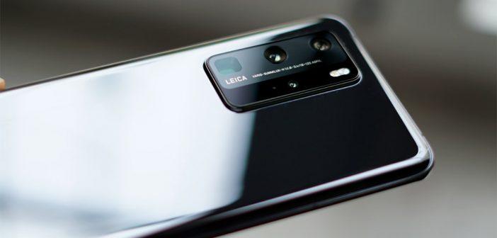 Huawei P50 será el primer celular con HarmonyOS desde la caja