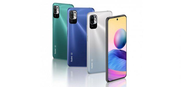 Redmi Note 10 Pro, Note 10S, Note 10 y Note 10 5G son oficiales, mira todos los detalles