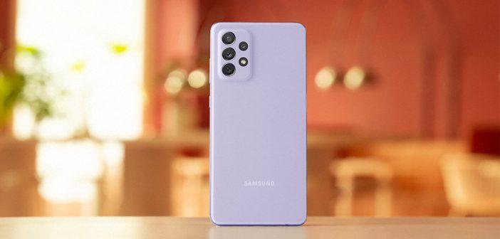 Samsung presenta oficialmente al Galaxy A72, mira los detalles