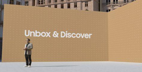 Unbox&Discover: Samsung presenta su línea 2021, para descubrir más de lo que te apasiona