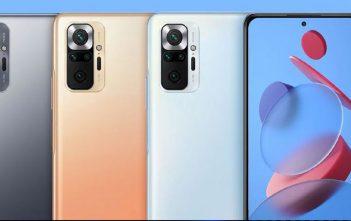 Xiaomi Redmi Note 10 llega a Chile y México