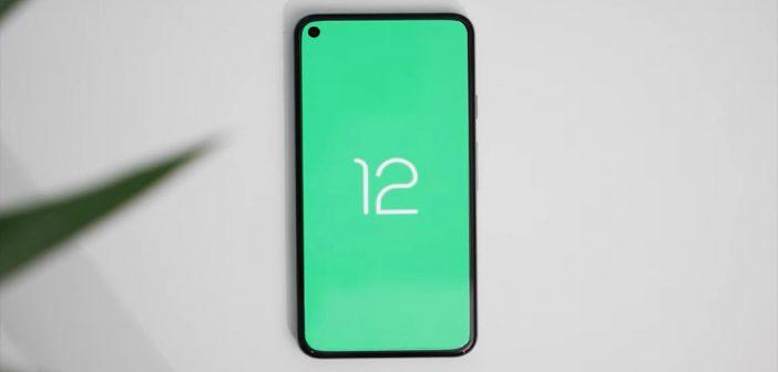 Android 12 Developer Preview 3 es oficial, mira sus novedades