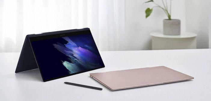 Galaxy Book Pro y Book Pro 360 Así son los nuevos laptops ultra ligeros que Samsung presento