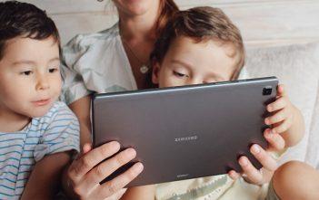 Gana una increíble Galaxy Tab A8 con Android Vk y Samsung Chile