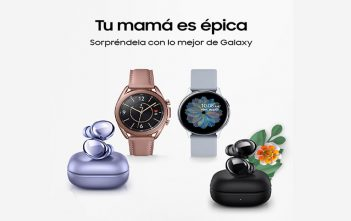 La tiktoker chilena Tati Fernández (y su mamá) protagonizan el spot global de Samsung para el Día de la Madre