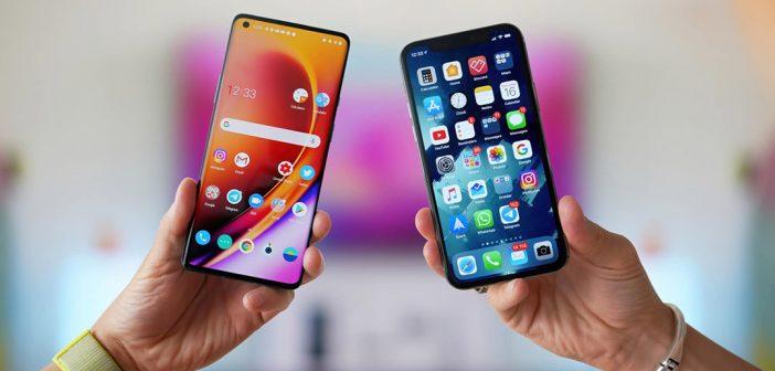 Mira los cuales son los celulares más vendidos de 2021