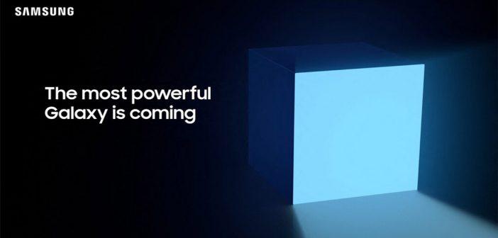 Samsung anuncia nuevo Galaxy Unpacked para el 28 de abril