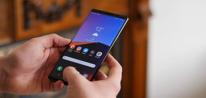 Galaxy Tab S6 Lite y Galaxy Note 9 reciben actualización de seguridad de mayo