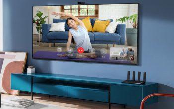 Huawei lanza un Smart TV en resolución 4K y con HarmonyOS