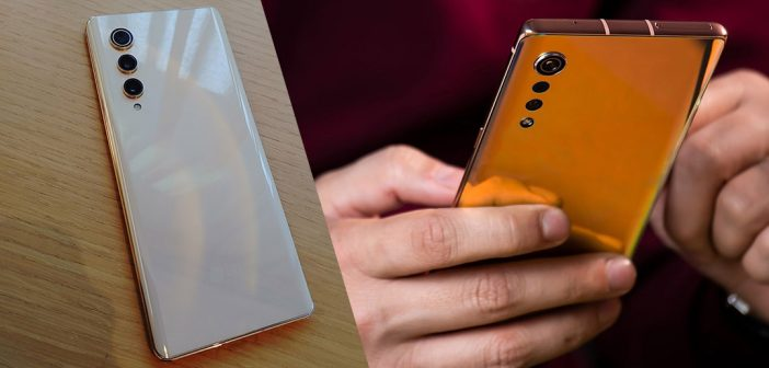 LG está vendiendo celulares que no presentó a sus empleados