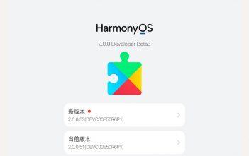 Los servicios de Google Play funcionan en HarmonyOS