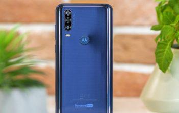 Motorola One Action comienza a recibir Android 11 oficialmente