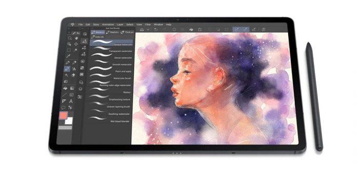 Samsung Alemania filtro la tablet Galaxy Tab S7 FE