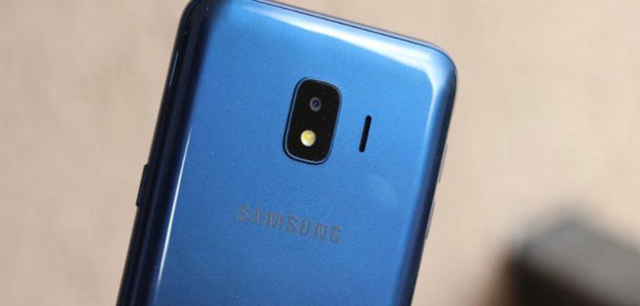 Samsung Galaxy J2 Core recibe actualización de seguridad de abril