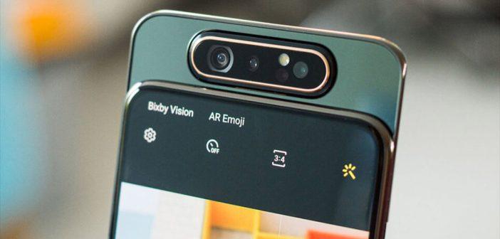 Samsung confirma que existe un modelo Galaxy A82 5G