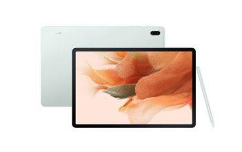Samsung presenta las nuevas Galaxy Tab S7 FE y Galaxy Tab A7 Lite