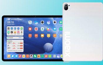 Xiaomi Mi Pad 5 es certificada con batería de 8520 mAh