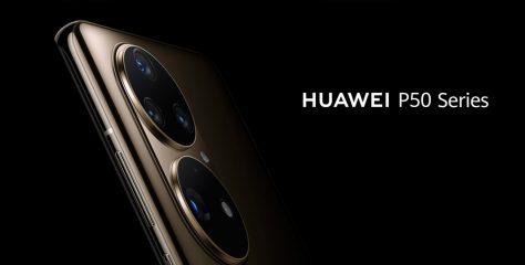 Filtración: afirman que este es el Huawei P50, mira las imágenes