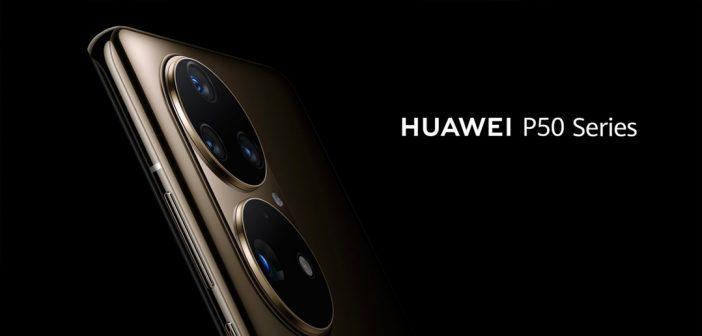 afirman que este es el Huawei P50, mira las imágenes