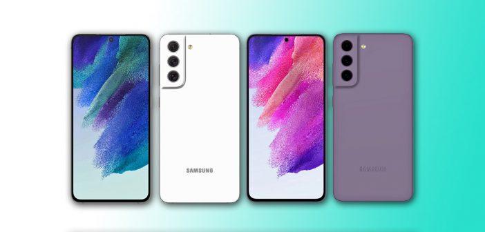 Así es el nuevo Samsung Galaxy S21 FE