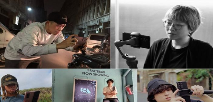 Expertos e influencers de diferentes países cuentan su experiencia creativa con la potente cámara del Galaxy S21 5G