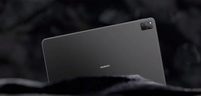 Huawei Matepad Pro 2021 con HarmonyOS es oficial, mira los detalles