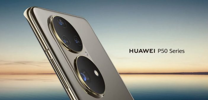 Huawei presenta su modelo P50 al mundo, pero no como esperábamos