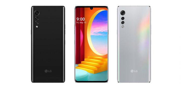 LG VELVET 4G finalmente recibe actualización de Android 11