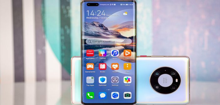 La serie Huawei Mate 50 no será presentada este año
