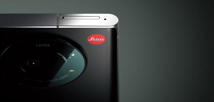 Leica presenta su propio smartphone con un lente único de una pulgada