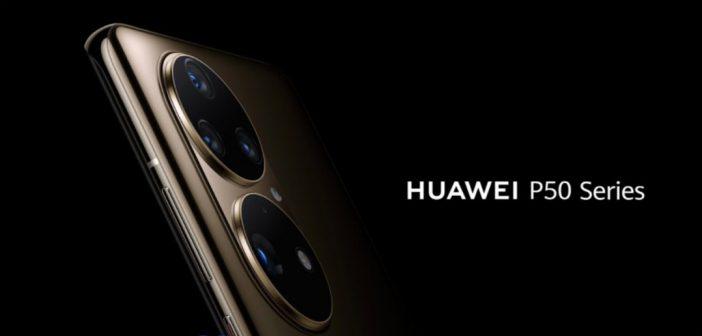 Serie Huawei P50 tiene fecha de presentación y llegará con un sensor gigantesco